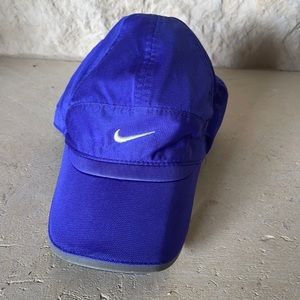 Nike Dri-Fit Purple Adjustable Strap Hat